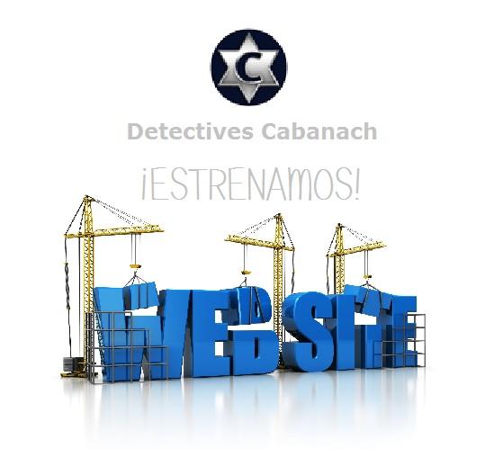 Nueva web detectives privados