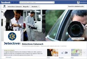 Página oficial de Facebook