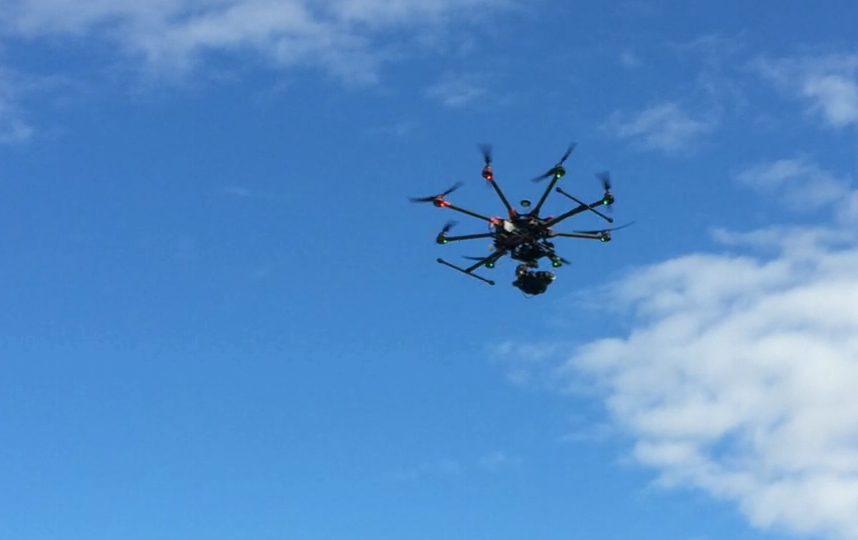 drones para investigaciones privadas