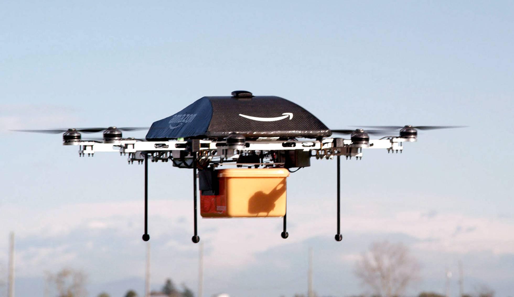 privacidad de los drones