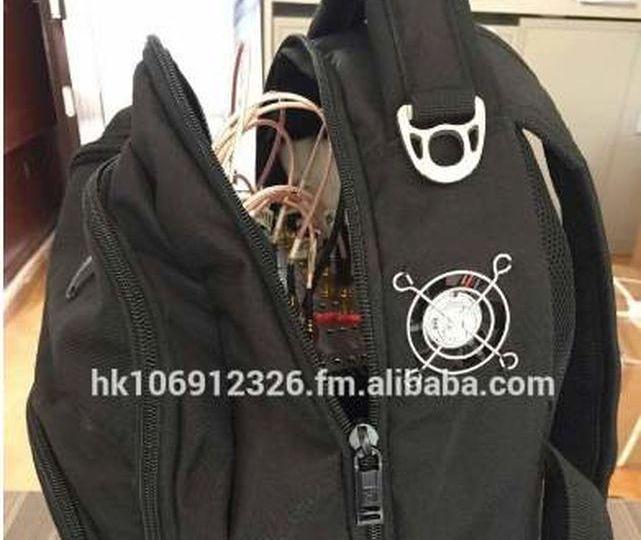maletines para espías y escuchas telefónicas