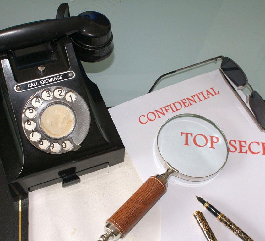 confidencialidad del detective privado