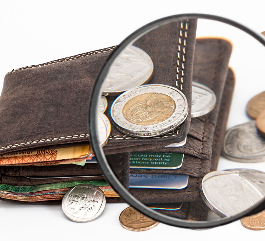 Investigación del blanqueo de dinero